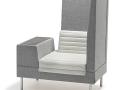 Offecct smallroom sofa 9455