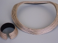 Collier, armband
