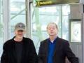 Steven Spielberg en Paul Mijksenaar