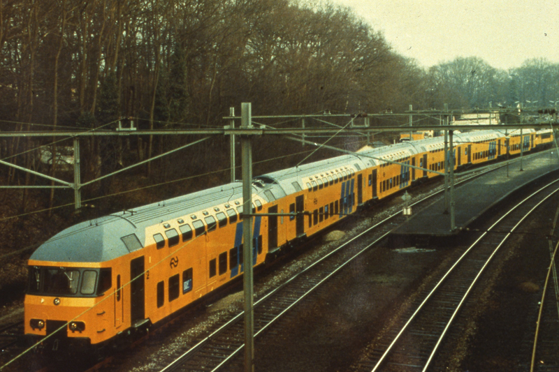 droomuitleg trein